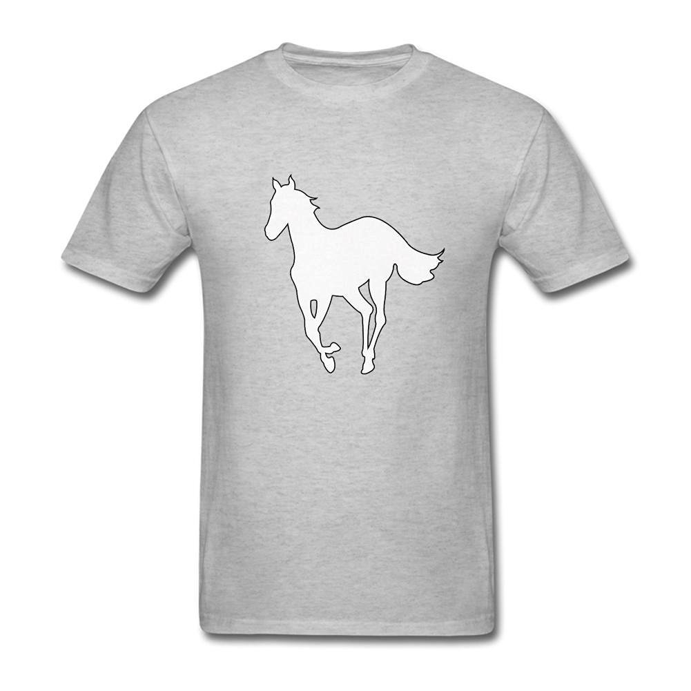 T shirt deftones white pony - T Shirt Deftones White Pony 21