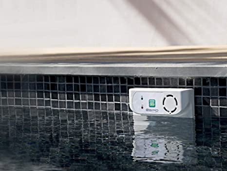 Alarma de piscina Sensor espio: Amazon.es: Jardín