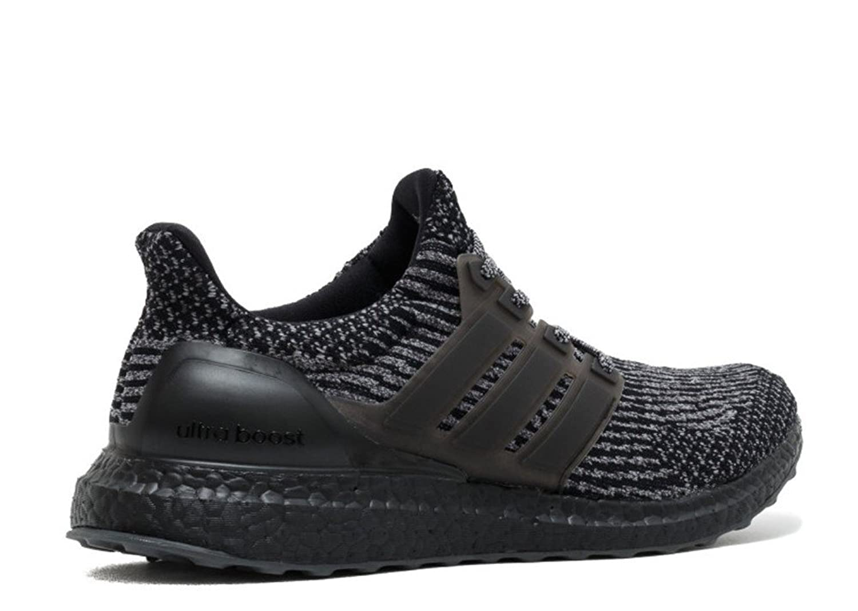 Adidas ultraboost negro Silver ba8923 hombre 's corriendo