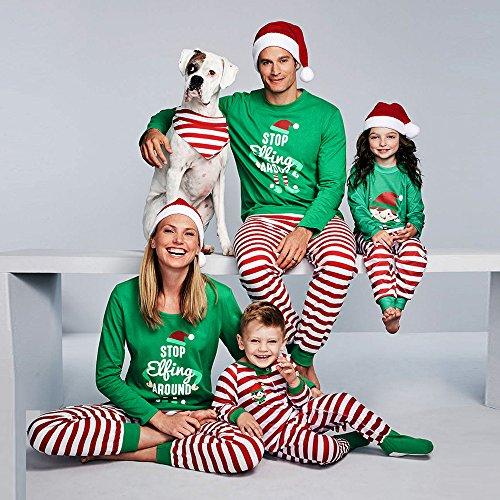 Family Matching Clothes Christmas Pajamas