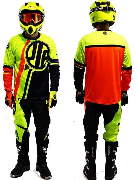 JLP Racing Traje para motocross, quad, VTT, BMX, racing ...