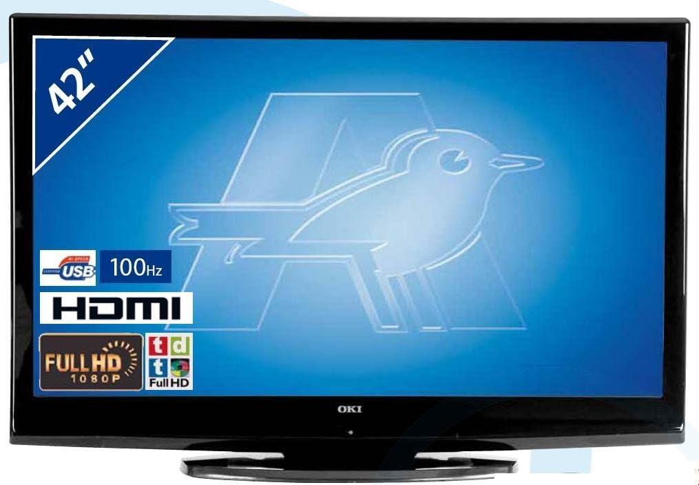 OKI V42D-FHSTU- Televisión, Pantalla 42 pulgadas: Amazon.es: Electrónica