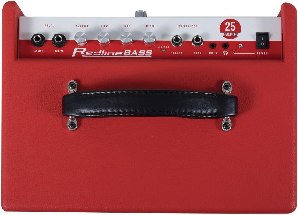 VHT AV-RL-25B Redline Bass Combo Amp 25W