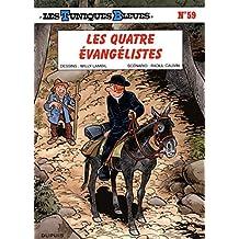 Les Tuniques bleues 59 : Les quatre évangélistes