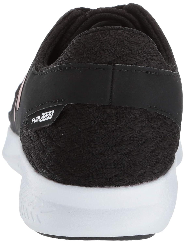 Black//White New Balance Girls Coast V3 Fuelcore Running Shoe 2.5 W US Little Kid