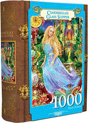 1000 piece puzzles princess - 9