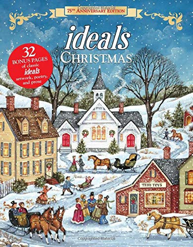 Christmas Ideals 2019: 75th Anniversary Edition (Poems Christian Christmas For)