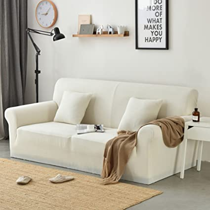 Amazon.com: Stretch Couch Covers Living Room Sofa slipcover ...
