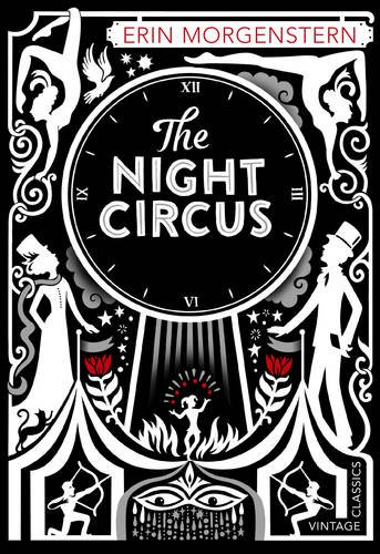 Book cover for The Night Circus