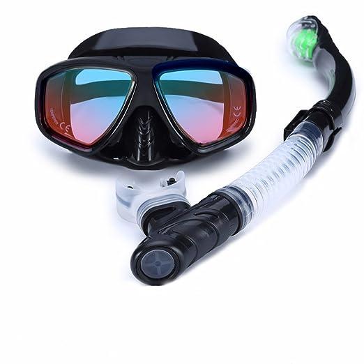 Gafas Traje De Baño Especial Flotante Profesional Snorkel De ...