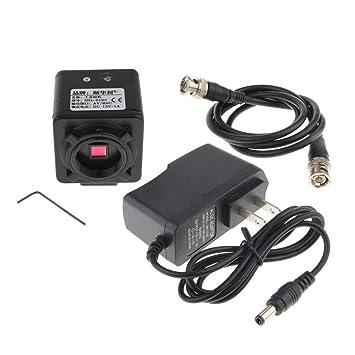 F Fityle 1200tvl HD Industria Digital Ccd Microscopio de Cámaras ...