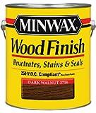 Minwax 71081 1-Gallon Dark Walnut Oil Based Interior Stain