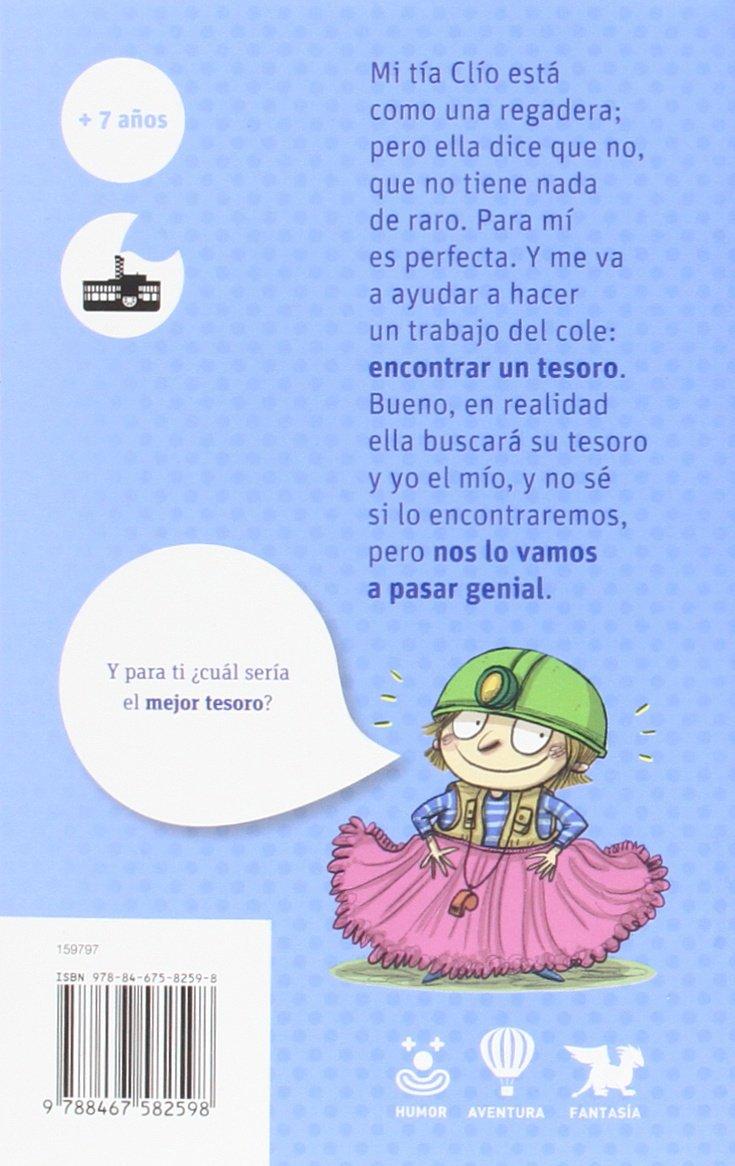 La tía Clío y la máquina de escribir: Mónica Rodríguez Suárez: 9788467582598: Amazon.com: Books