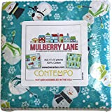 Cherry Guidry Mulberry Lane 5X5 Pack 42 5-inch Squares Charm Pack Benartex