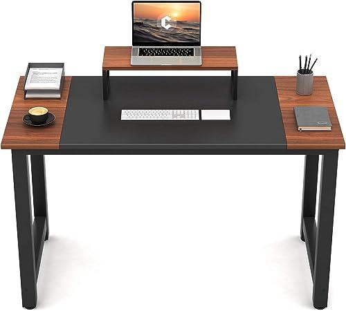"CubiCubi Computer Office Small Desk 47"""