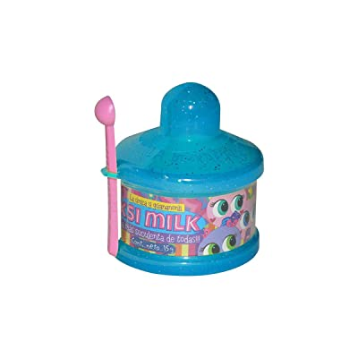 Distroller Neonate Nerlie KSI Merito Milk Shakey Shake Blue Glitter Food - Mexico Exclusive: Toys & Games
