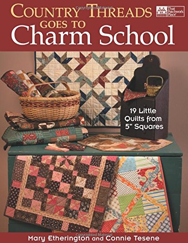quilting charm packs book - 7