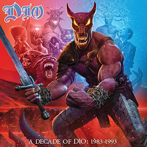 Dio - A Decade Of Dio 1983 - 1993 - Remastered - REPACK - 6CD - FLAC - 2016 - FORSAKEN Download