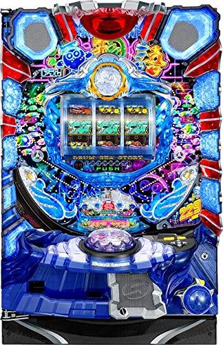 【中古パチンコ台】CRドラム海物語229ver. データカウンタセット 循環改造無   B07L3LCWY9