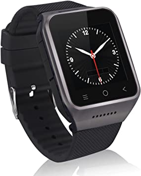 ZGPAX PW6-B Smartwatch Movil 3g Libre (Android 4.4,Dual Core 512MB ...