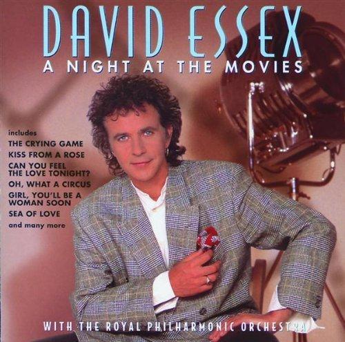 DAVID ESSEX - A Night At The Movies By David Essex - Zortam Music