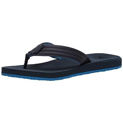 Quiksilver Men's Carver Tropics Sandal, Blue/Grey/Blue, 11 Medium US: Shoes