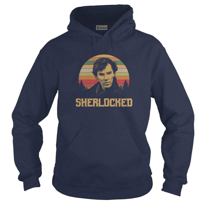 Vintage Retro T-Shirt Sherlocked
