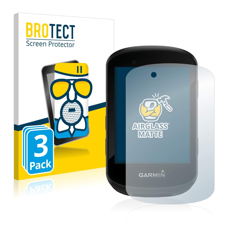 Garmin Edge 530 Cristal Mate Lámina de Vidrio Protector Pantalla