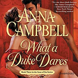 What a Duke Dares Audiobook