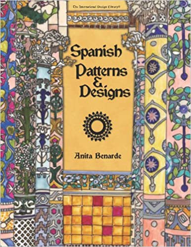 Spanish Patterns Designs International Design Library Anita Cool Spanish Patterns