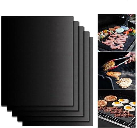 Tapis de Cuisson Haute Qualité pour Four et Barbecue Set