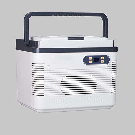 DRM Mini nevera eléctrica nevera caja de Free Free congelador para ...