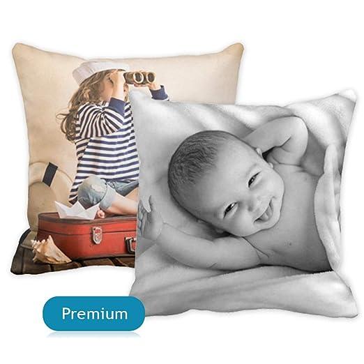 Getsingular Cojines 35x35 Personalizados con Tus Fotos y ...
