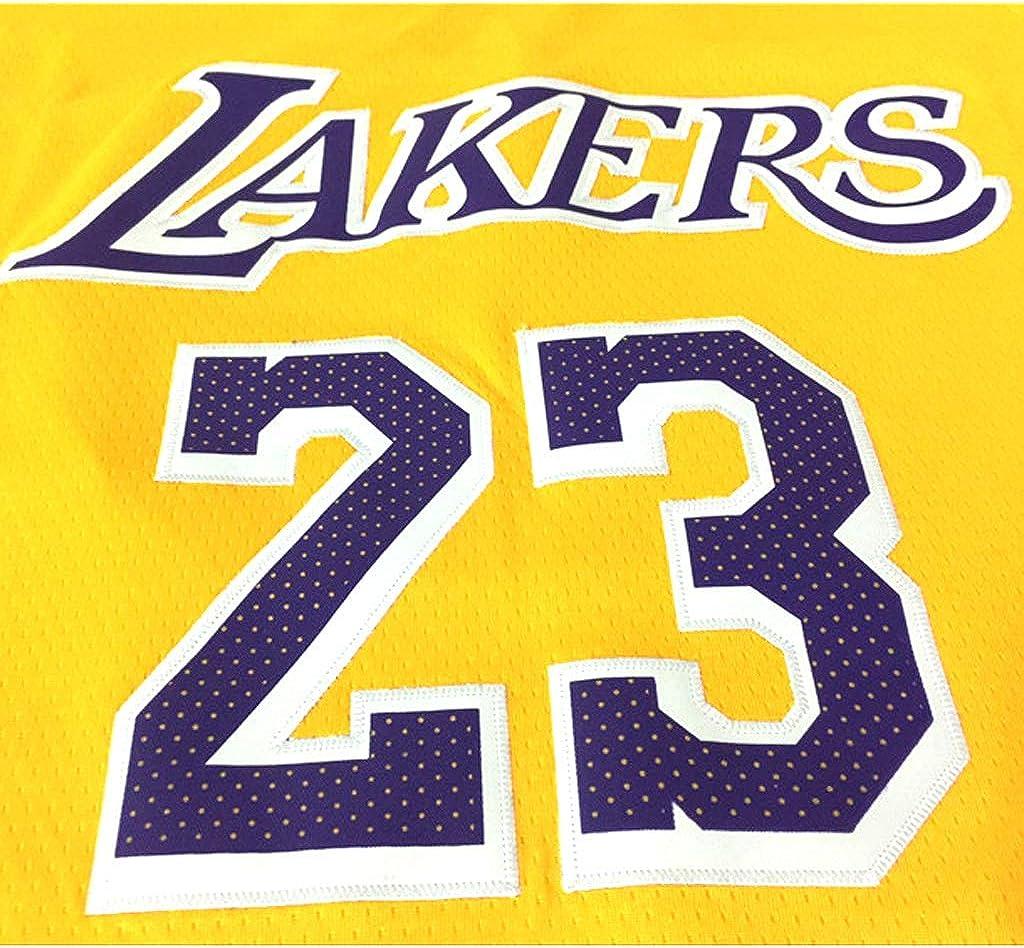 Lebron James, Camiseta de Jugador de Baloncesto, Los Angeles ...
