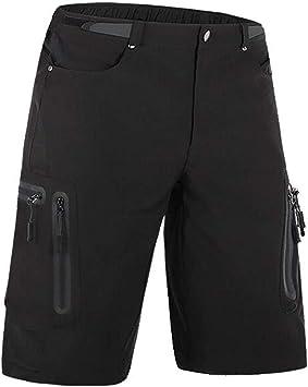 MTB Bike Shorts Fahrradhose f/ür Herren Wespornow Herren MTB Kurz Hose