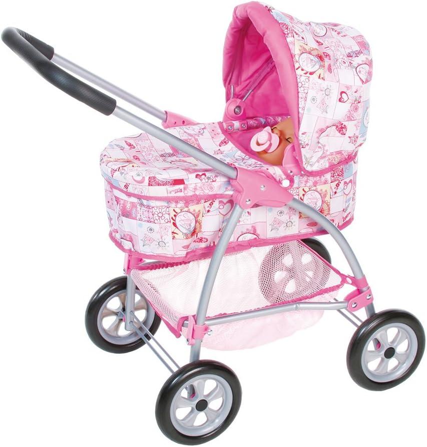 Amazon.es: Zapf Creation 816219 Baby Born - Carrito para muñeco (3 ...