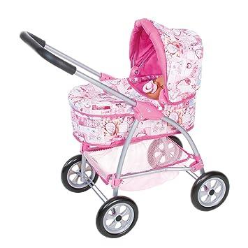 Amazon.es: Zapf Creation 816219 Baby Born - Carrito para muñeco (3 posiciones): Juguetes y juegos
