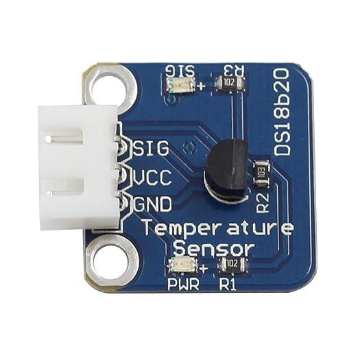 8 opinioni per SunFounder DS18B20 Temperature Sensor
