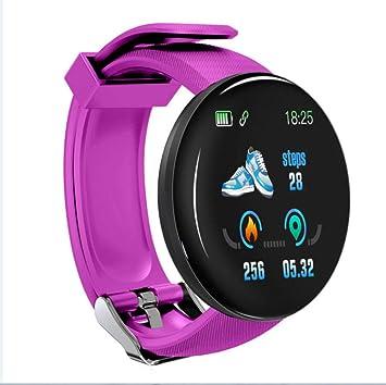 HNLZGL Nuovo arrivo D18 Bracciale impermeabile Bluetooth Smart ...