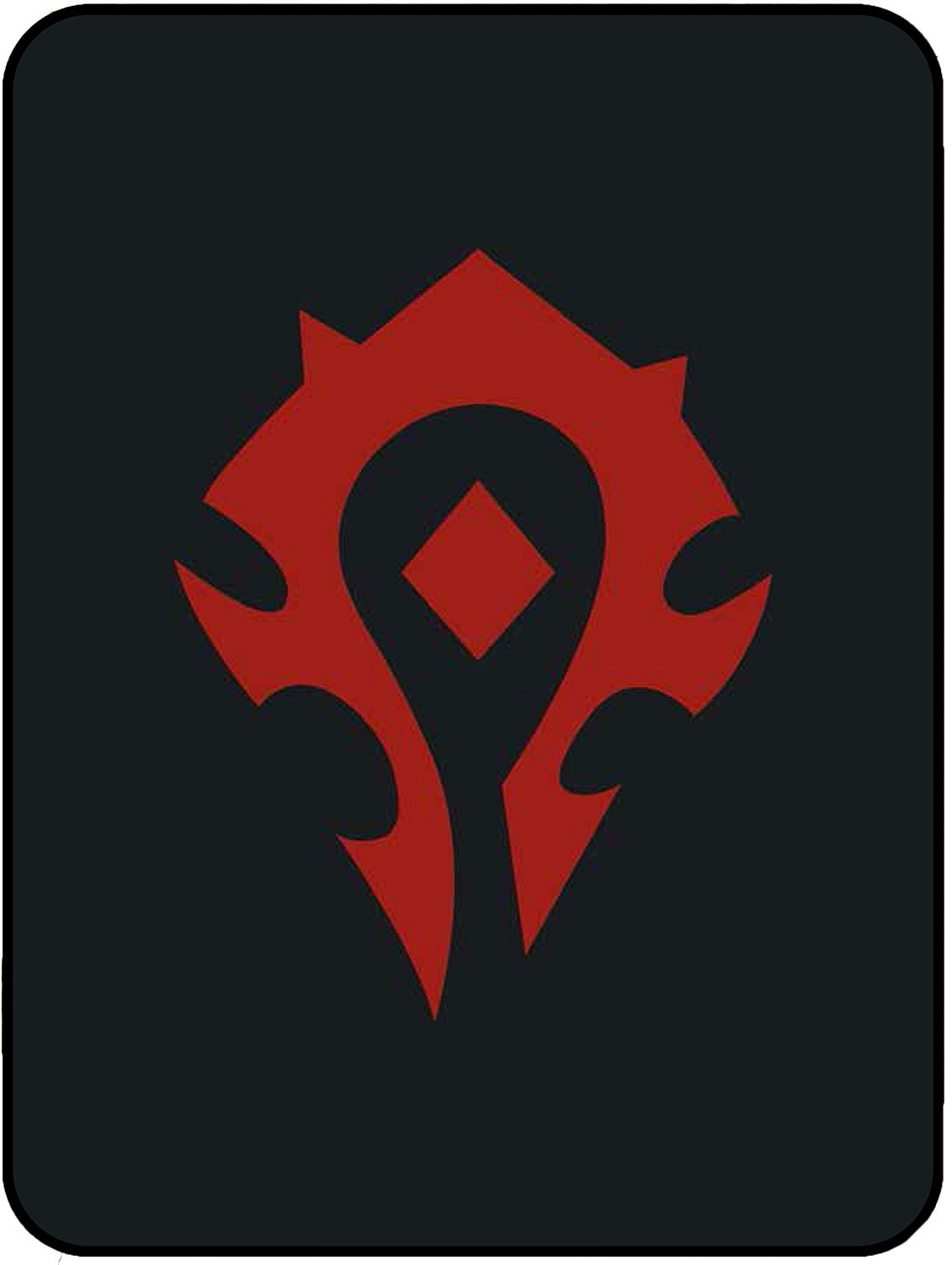 Officially Licensed Blanket WOW Horde Alliance (Queen, Horde)