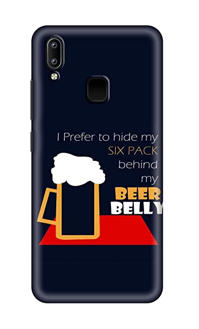 SWAG my CASE Printed Back Cover for Vivo Y95-793: Amazon in