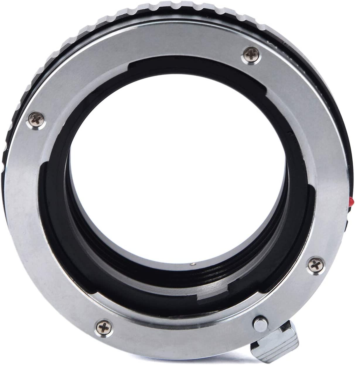 K/&F Concept Adapter for Nikon F Mount Lens to Canon EOS M1 M2 M3 Camera