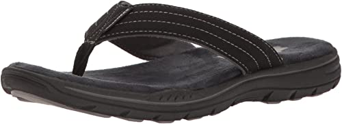 Skechers USA Mens Evented Rosen Flip Flop Select SZ//Color.
