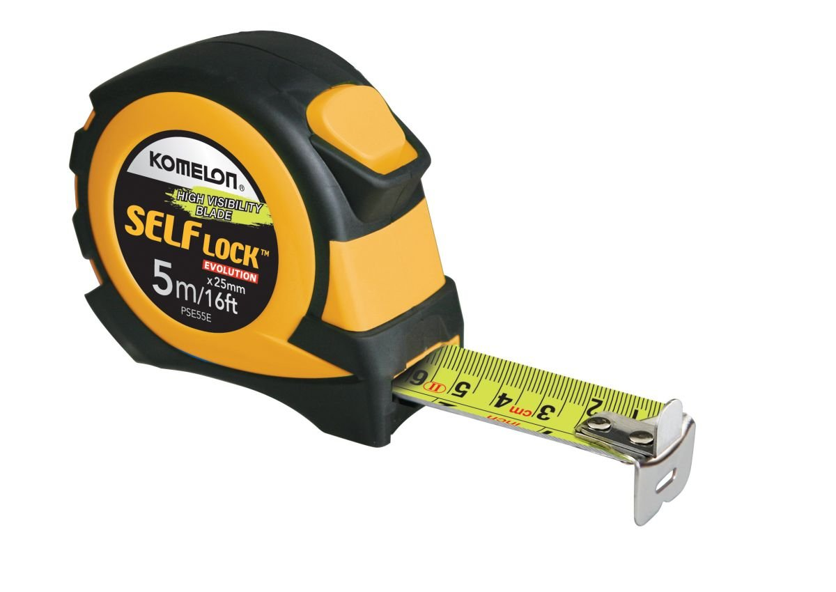 Metric Self-lock Tape measure