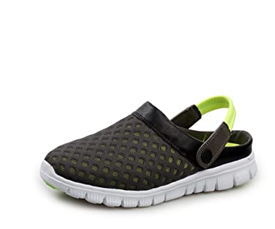 Cool Net Pantoufles Weiwei Filé mesh Chaussures Tissu L'été De PXuTOikZ