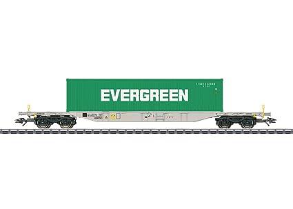 M/ärklin 47058 Container-Tragwagen Sgnss 1x 40 ft D Fahrzeug