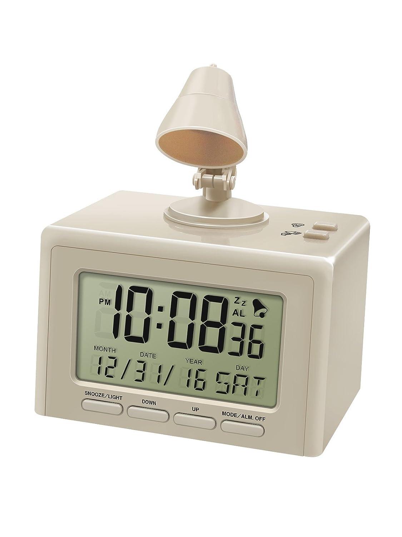 誠時(セイジ) アクションクロック LEDライト付 ラメラ カーキ ET-001KH B018SBSEQO
