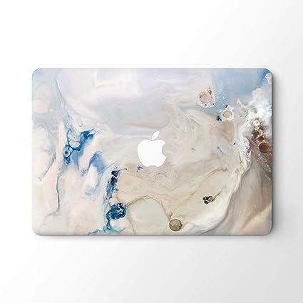 DowBier MacBook Decal Vinyl Skin Sticker Cover Anti-Scratch Decal for Apple MacBook (MacBook