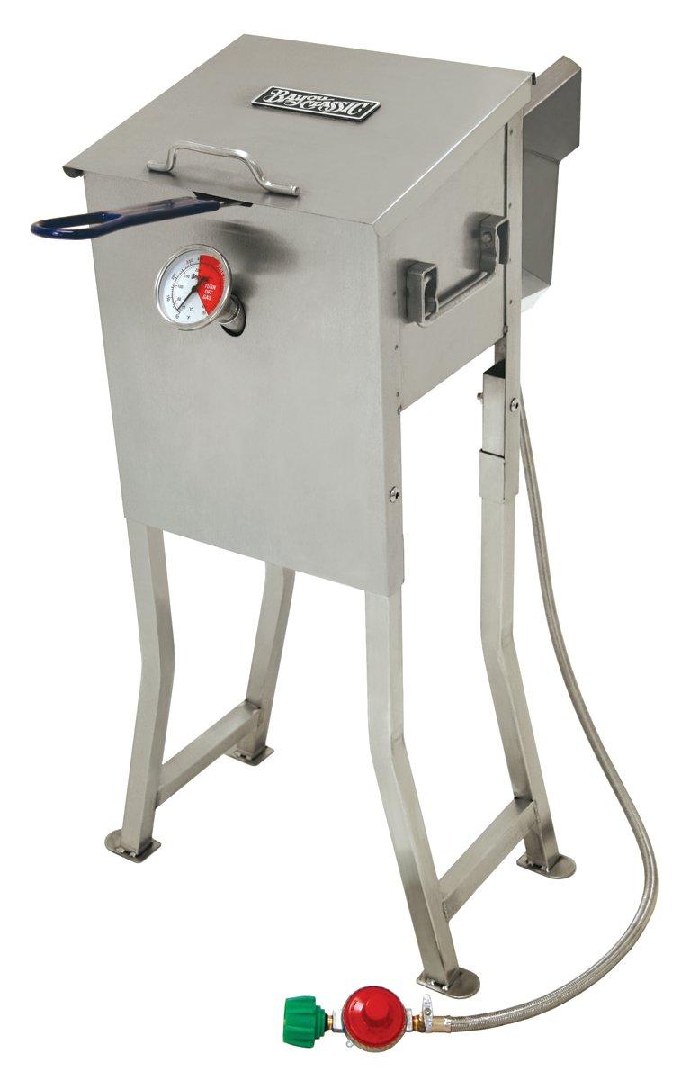 Bayou Classic 700-725 Fryer, 2.5-Gallon