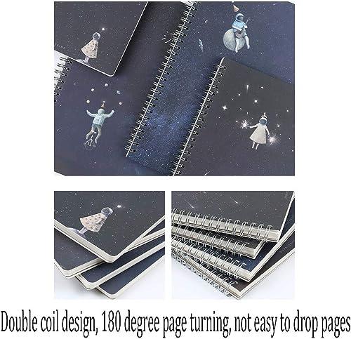 GCX Notebook Einfache verdicken Exquisite Study Notebook notiz Tagebuch Einfachheit Color C Size 17 5 25cm